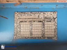 Voir les photos Semi remorque Kaiser Curtain side trailer 92 m3 / lift axle