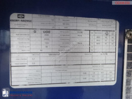 Ver las fotos Semirremolque Weightlifter Tipper trailer alu 51.5 m3 + tarpaulin