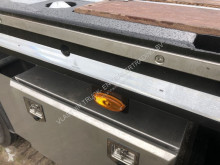 Voir les photos Semi remorque Vlastuin VTR Flat loader , platform , steel-stahl trailer