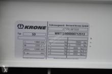Zobaczyć zdjęcia Naczepa Krone - FIRANKA / JOLODA / XL / MULTI LOCK / WYS. 2,83 M