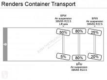 Voir les photos Semi remorque Renders Container Transport