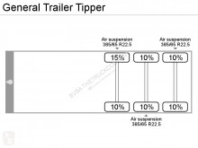 Voir les photos Semi remorque General Trailers Tipper
