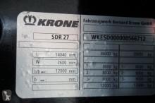 Zobaczyć zdjęcia Naczepa Carrier KRONE - CHŁODNIA / DOPPELSTOCK / MAXIMA 1300