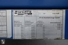 Zobaczyć zdjęcia Naczepa Mega ES-GE - Pozostałe ES-GE / PLATFORMA / / ROZSUWANA / DŁ. 21 M
