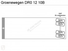 Voir les photos Semi remorque Groenewegen DR0 12 10B
