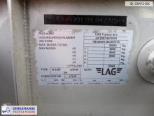 Zobaczyć zdjęcia Naczepa LAG Bitumen tank inox 33.4 m3 / 1 comp