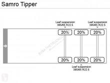 Voir les photos Semi remorque Samro Tipper