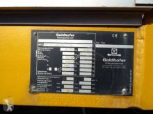 Voir les photos Semi remorque Goldhofer STZ-TL4-49/80A 4-Achs-Tiefbett-Tieflader