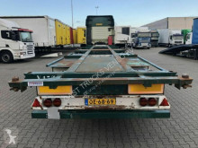 Voir les photos Semi remorque Groenewegen CONTAINERCHASSIS 40FT 20FT SPRING SUSPENSION