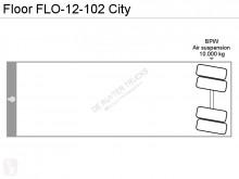 Voir les photos Remorque Floor FLO-12-102 City