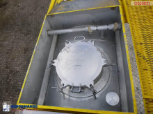 Voir les photos Semi remorque Kässbohrer Food tank inox 30.5 m3 / 4 comp.