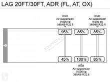 Voir les photos Semi remorque LAG 20FT/30FT, ADR (FL, AT, OX)