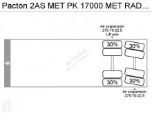 Voir les photos Semi remorque Pacton 2AS MET PK 17000 MET RADIO CONTROLE
