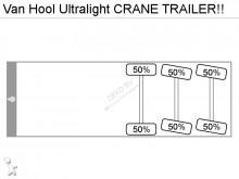 Bekijk foto's Trailer Van Hool Ultralight CRANE TRAILER!!