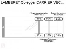 Bilder ansehen Lamberet Oplegger CARRIER VECTOR 1850 5R2L-5T8 Auflieger
