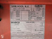 Voir les photos Semi remorque Van Hool 3B2014 / LIFT-STEERING AXLE / DHOLLANDIA / L1360 W249 H270
