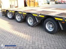 Voir les photos Semi remorque Faymonville 4-axle semi-lowbed trailer STN-4AU / extendable 15.8 m
