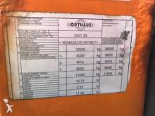 Voir les photos Semi remorque Orthaus OGT 24 OGT 24 Beton-Innenlader
