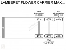 View images Lamberet FLOWER CARRIER MAXIMA 1300 + LAADKLEP semi-trailer