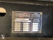 Vedere le foto Semirimorchio Chereau 3AS MET CARRIER EN LAADKLAP