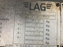 Voir les photos Semi remorque LAG O-3-39 LS - 3AS STENENOPLEGGER + HIAB 130R S-2