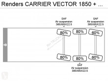 Voir les photos Semi remorque Renders CARRIER VECTOR 1850