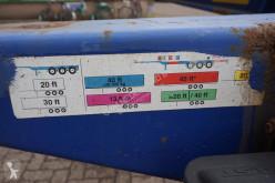 Voir les photos Semi remorque Pacton Container Chassis 45ft. / Multi / Lift axle