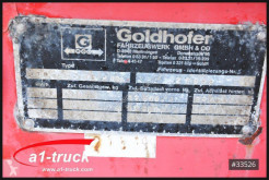 Zobaczyć zdjęcia Naczepa Goldhofer STN L3 39/80, luft, hydraulische Rampe