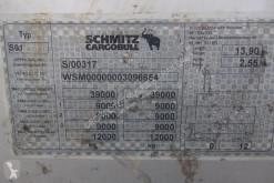 Voir les photos Semi remorque Schmitz Cargobull Tautliner SO1
