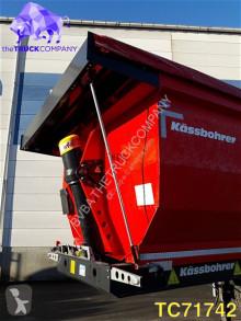Voir les photos Semi remorque Kässbohrer SKS 27 Tipper