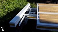 Voir les photos Semi remorque Leciñena porte paille, neuf surbaissé, extension arrière pneumatique