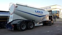 Voir les photos Semi remorque Lider Cement Trailer with TANDEM axle