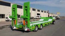 new Lider heavy equipment transport semi-trailer Lowbed ( 2 Axles ) 2 axles - n°1732931 - Picture 2