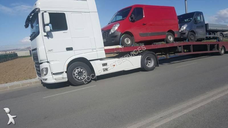 Semi remorque lohr porte voitures occasion n 1819464 - Semi remorque porte voiture occasion ...