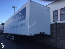 semirimorchio furgone plywood / polyfond Zorzi