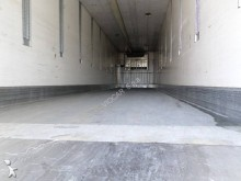 used Chereau refrigerated semi-trailer Thermoking 3 axles rear hatch - n°2061421 - Picture 2