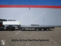 View images Schwarzmüller STP 3/ZV-N STP 3/ZV-N, 3-Achse nachlaufgelenkt, mit 6x Twist Lock semi-trailer
