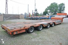 Vedere le foto Trasporto macchinari De Angelis semirimorchio carrellone buche abbassamenti 4assi