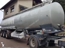 semirremolque Trailor cisterna hidrocarburos 40 000 l DO PALIWA 11 KOMÓR 3 ejes usado - n°2303898 - Foto 2