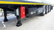 new Invepe dropside flatbed semi-trailer SPCG 4SPB 136 - n°2424970 - Picture 2