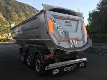 semi remorque Menci benne TP SA700R 3 essieux neuve - n°2490737 - Photo 2
