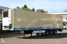 semirremolque Krone frigorífico Carrier doble piso Krone Carrier Vector 1850 + Eléctrico, Doble Piso 3 ejes usado - n°2675707 - Foto 2