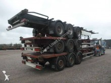 Voir les photos Semi remorque Schweriner 45\' chassis