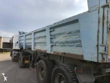 used Trailor construction dump semi-trailer 2 axles - n°2703172 - Picture 2