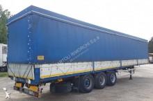used Cardi tarp semi-trailer Semirimorchio, Centinato Sponde, 3 assi, 13.60 m rear hatch - n°2759639 - Picture 2