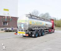 Voir les photos Semi remorque Magyar Chemie Tank, 30/4, L4BH,316 Ti