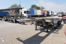 Zobaczyć zdjęcia Naczepa Schmitz Cargobull semirimorchio portacontainer allungabile usato
