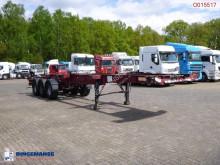 Voir les photos Semi remorque Dennison sliding container trailer 45 ft
