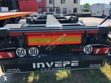 semiremorca Invepe transport containere Porte conteneurs 3 essieux extensible noua - nr.2792665 - Fotografie 2