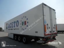 semirimorchio nc isotermico Reefer Standard Taillift 3 assi sponda usato - n°2816220 - Foto 2